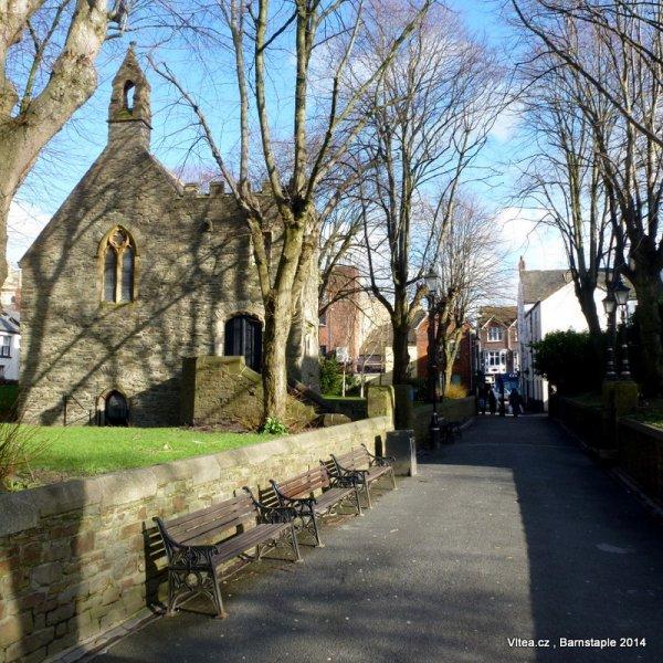 St-Annes-chapel in Barnstaple