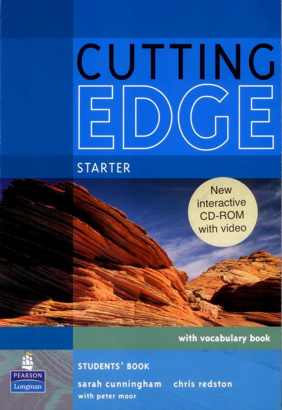Cutting Edge Starter Students' Book